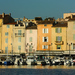 podvečer v St. Tropez