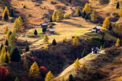 - V jesennej krajine -