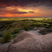 Sandberg Sunset II.