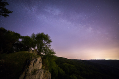 -Pod hviezdnou oblohou-