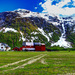 Nórska farma  HDR