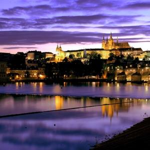 Farebná Praha