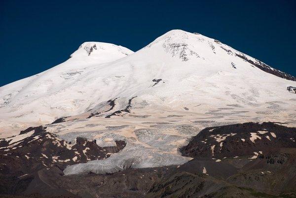 Elbrus: Strecha Európy