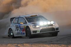 WRC RALLY POLAND 2014