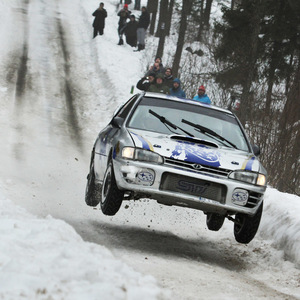 Zimná Rally Levoča