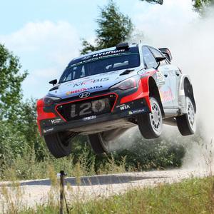 WRC Rally Poland 2016