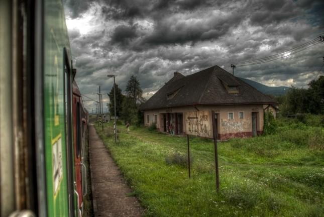 stará stanica Kolačín