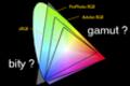 Farebná hĺbka vs. farebný priestor