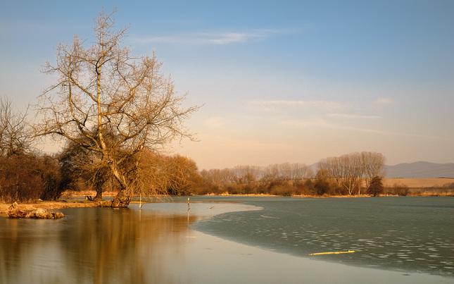 topiace sa rybníky