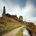 cesta na horný hrad
