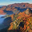 hrad v jesennom šate