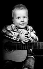 môj malý gitarista