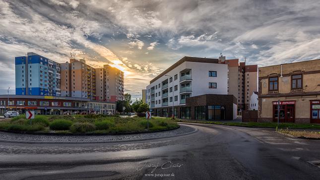 Mestský západ