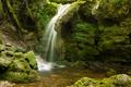 Hájsky vodopád II