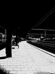 Osamelá stanica