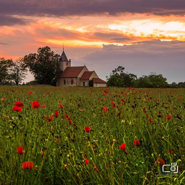 Kostolový západ