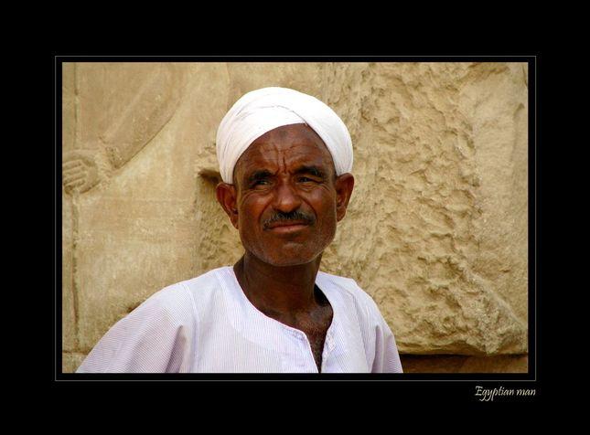 Egyptian man 2