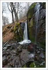 Rudnianky vodopád - II