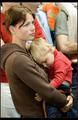 bezpečie matkinho náručia