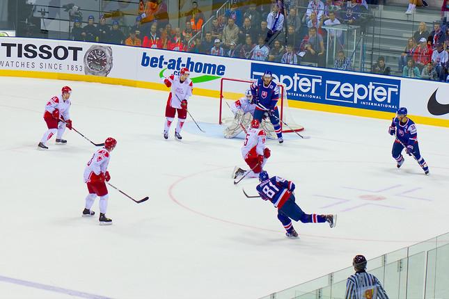 Slovensko - Dánsko