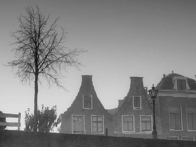Spomienky na Leiden IV
