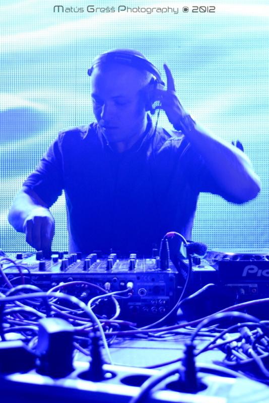 DJ EKG (SK) LIVE!