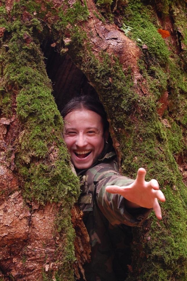 Zrodenie lesného mužíka