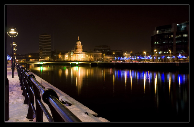 nocny Dublin