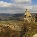 Výhľad z hradu Turňa