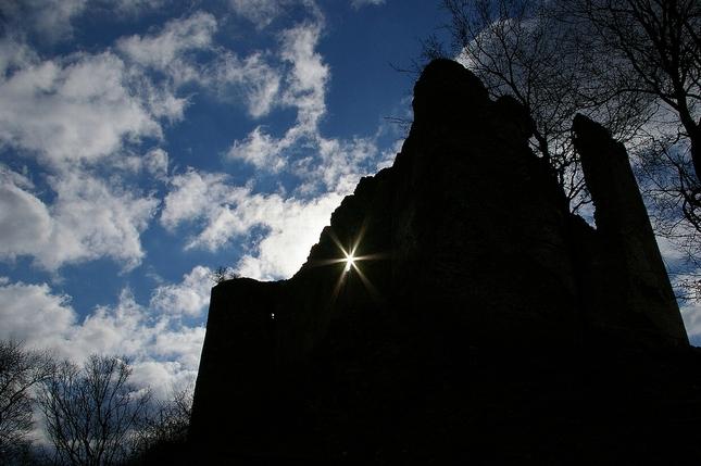Temný hrad