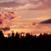 Žerava obloha