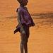 Masaisky chlapec