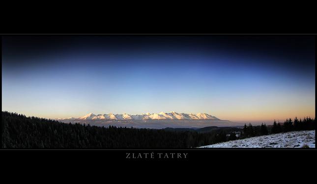 Zlaté Tatry