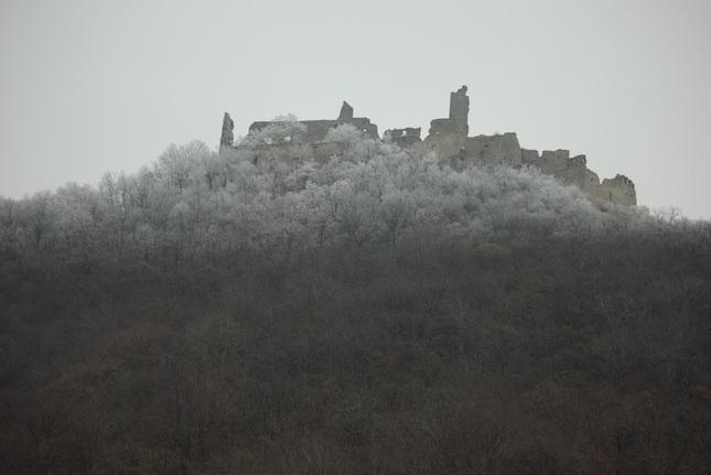 Plavecky hrad.