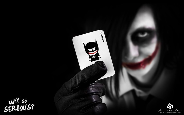 Why so serious II.