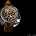 Leopard swatch
