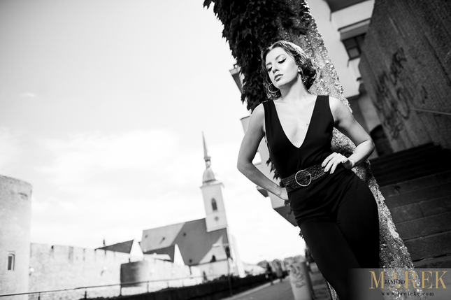 Talianská bohyňa.