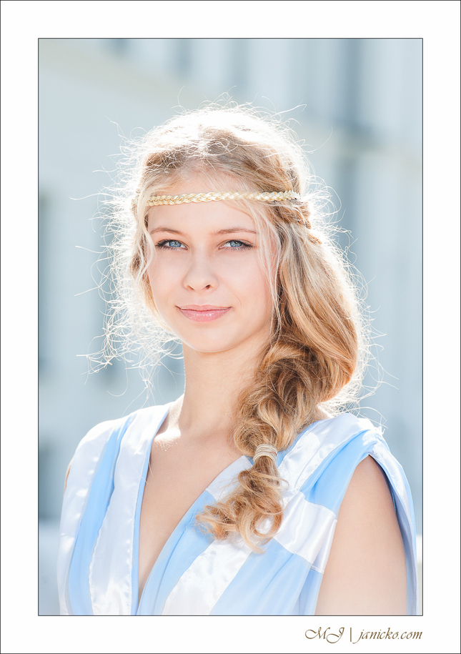 Grécka bohyňa