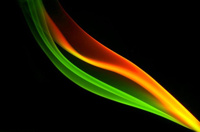 Color dymček