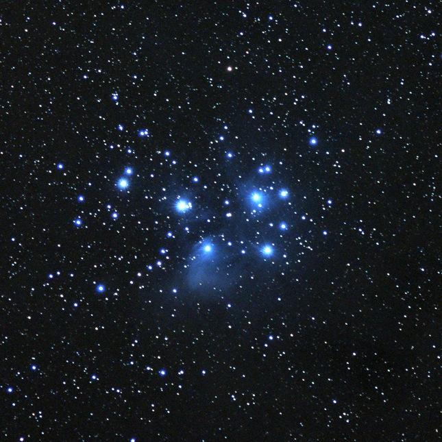 M45 - Plejády