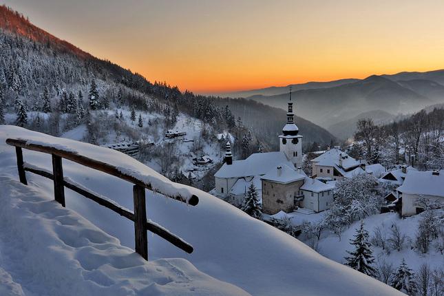 Špania dolina.