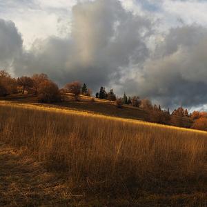 Jesenný Selčiansky diel.