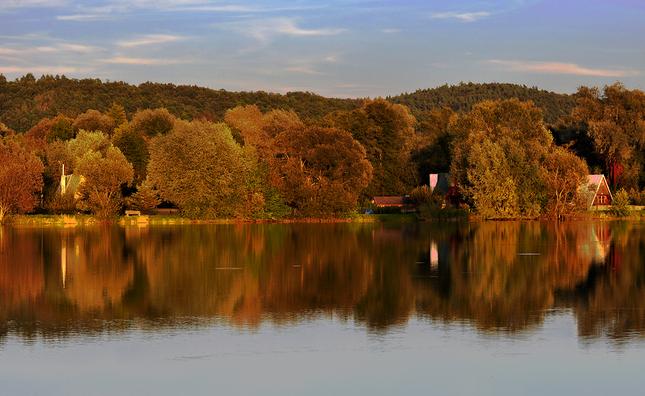 Jesenné zrkadlenie I.