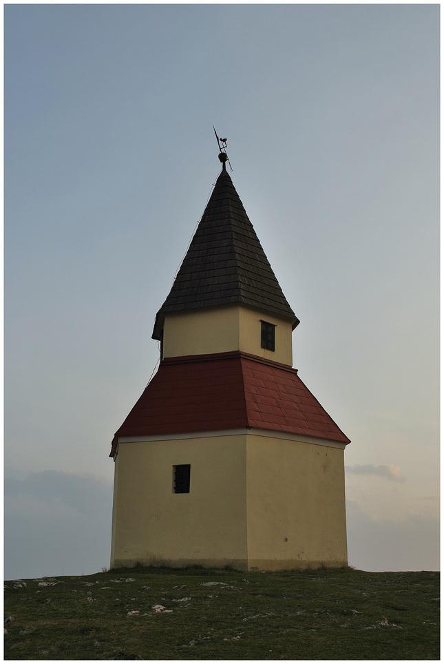 Kaplnka na Kalvárii