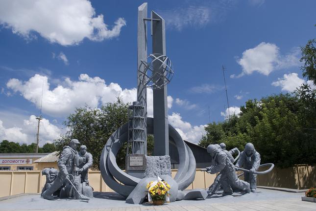 černobyľský pamätník