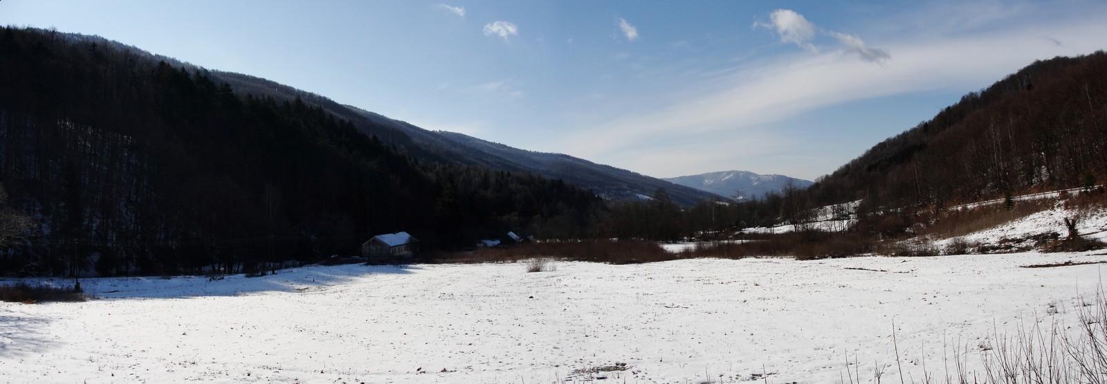 Panorama Vlčovo