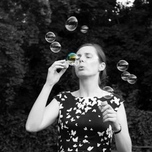 Farebný svet bubliniek