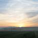 Východ slnka na Šariši