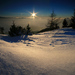 Podvečer v Západných Tatrách