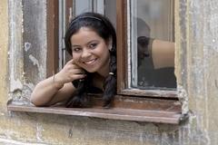 dívka z Cejlu